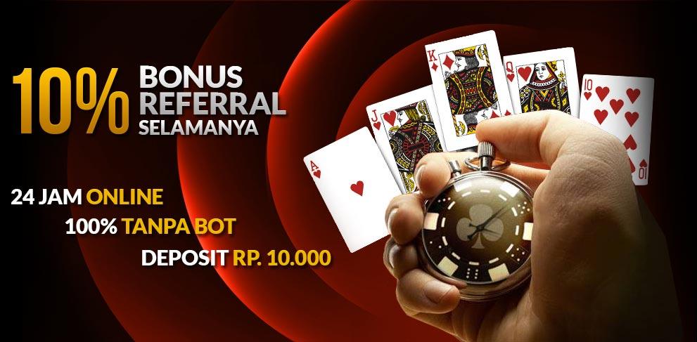 Situs Agen Domino Termurah dan Terpercaya Indonesia